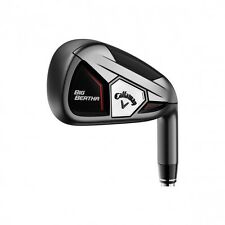 New Callaway Big Bertha Iron Set 5-PW UST Recoil F2 Senior Graphite Irons