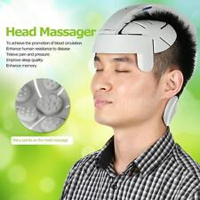 Electric USB Head Massager Brain Massage Relax Stress Acupuncture Points Y2T1