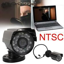 NTSC 1300TVL Indoor Outdoor IR Home Security Camera Night Vision Waterproof DH