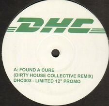 ULTRA NATE - Found A Cure (Dirty House Collective Rmx) - Dirty House Collective