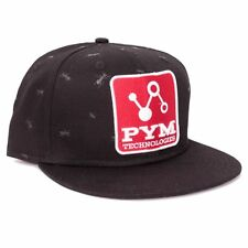 MARVEL COMICS ANT-MAN PYM TECHNOLOGIES - ALL OVER ANTS SNAPBACK CAP HAT *NEW*