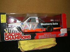 1/18 Racing Champions Nascar Truck #17 Western Auto D. Waltrip 1996