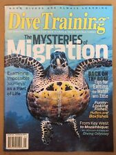 Dive Training Mysteries Of Migration Tips Diving Odyssey May 2015 FREE SHIPPING!