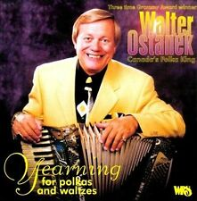 Yearning For Polkas & Waltzes by Walter Ostanek (CD, 1999, World Renowned...
