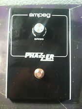 VINTAGE AMPEG PHAZZER PHASER/PHASE SHIFTER EFFECTS PEDAL ORIGINAL FREE SHIPPING