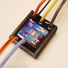 Mtroniks Sport 20 Esc Speed Control Impermeable Para Tamiya Rc Cars (Plug & Play)