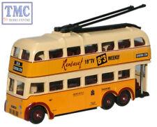 NQ1003 Oxford Diecast 1:148 Scale N Gauge Newcastle B. U. T. Trolleybus