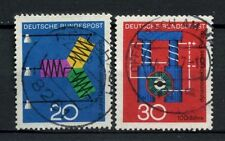 West Germany 1966 SG#1426-7 Scientific Anniversaries Used Set#A22469