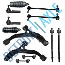 Brand New 12pc Front Complete Suspension Kit- 1996-2000 Chrysler/Dodge Mini-Vans