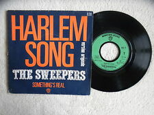 """45T 7"""" THE SWEEPERS """"Harlem song"""" WARNER BROS 16318 FRANCE §"""