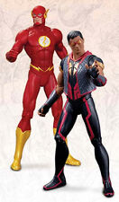 """DC Collectibles__THE FLASH vs. VIBE 6 """" figures_Justice League 2 Pack_The New 52"""