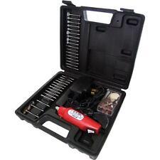 60pc Mini Drill Herramienta Rotativa Amoladora Con Diamante bits Pulido & Broca