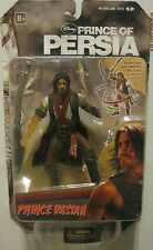 "Disney Prince of Persia the sands of time Prince Dastan 6"" action figure #1 NEW"