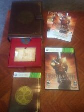 Fable III -- Limited Collector's Edition for Xbox 360 System Complete Game 3