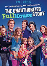 NEW The Unauthorized Full House Story New DVD (SEALED)