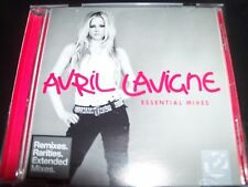 Avril Lavigne Essential Mixes (Australia) Rarities + Extended Mixes CD Like New