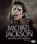 Michael Jackson: Ultimate Music Legend (Gateway Biographies)-ExLibrary