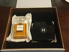 CHANEL No 5 Parfum 1.7 FL oz / 50 ML Eau De Parfum Spray and 5 oz body cream set