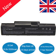 Laptop Battery for Acer eMachines E525 D525 E625 E725 AS09A31 AS09A51 AS09A61 UK