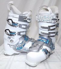 Nordica Hell & Back H3 Used Women's Ski Boots Size 24.5 #345678