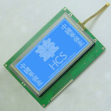 240X128 Graphic LCD Module Display w/ T6963C Controller + Touch Panel Screen