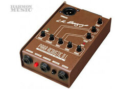 LR Baggs Para Acoustic DI Guitar Direct Box EQ Preamp!