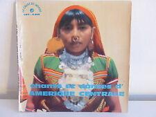 Chants et danses d Amerique Centrale Recueillis par MICHEL ARDIN LDY 4206
