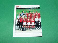 N°416 EQUIPE PART 1 NIMES OLYMPIQUE D2 PANINI FOOT 99 FOOTBALL 1998-1999