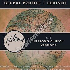 CD: HILLSONG CURCH GERMANY - GLOBAL PROJECT DEUTSCH - Worship - Lobpreis  *NEU*