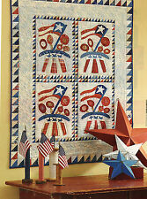 Flying Free Quilt Pattern Pieced/Applique LS