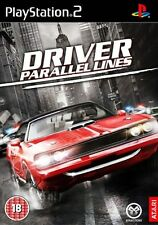 Driver: Parallel Lines (PS2) GAME ** COMPLETE **