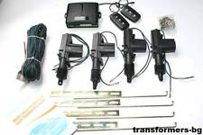 Universal Remote Control Entry System Keyless Central Door Locking Kit AUDI VW.