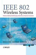 IEEE 802 Wireless Systems: Protocols, Multi-Hop Mesh/Relaying, Perform-ExLibrary