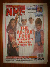 NME 1994 MAY 21 PET SHOP BOYS BEASTIE BOYS BLUR ERASURE