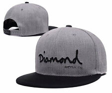 Men's Women sport Diamond Supply Co Snapback Adjustable Baseball Cap Hip hop Hat
