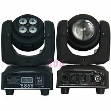 Two side 4×10W wash with beam 1×10w led club light led moving head disco light