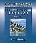 Statics Study Pack for Engineering Mechanics: Statistics (10th Edition) by Russe