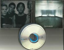 HOOBASTANK self titled w/ 3 BONUS TRK 2 UNRELEASED & VIDEO JAPAN CD USA Seller