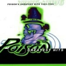"POISON ""POISON'S GREATEST HITS 1986-96"" CD NEUWARE !!!"