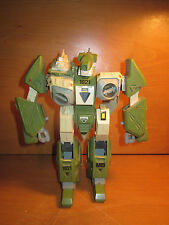GAKKEN RoboTech Mospeada Green Alpha Fighter 1/35 Mars Base Parts or Repair