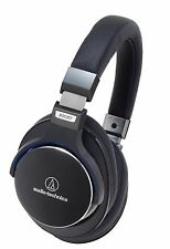 audio-technica ATH-MSR7BK around-ear closed-back Headphones AUTHORIZED-DEALER