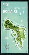 Dutch Caribbean Bonaire 2016 MNH Island Shaped Stamps 1v M/S Tourism