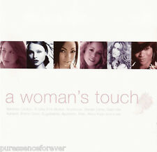 V/A - A Woman's Touch (UK 38 Track Double CD Album)