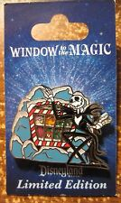Disney Window to the Magic Pin Jack POM Month October LE1000 NBC Nightmare