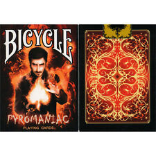 Carte Bicycle Pyromaniac by Collectable Playing Cards