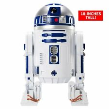 "Star Wars R2-D2 Deluxe Electronic 18"" Action Figure ~ New in Box!"