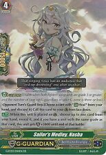 CARDFIGHT VANGUARD CARD: SAILOR'S MEDLEY, NASHA - G-FC03/044EN RR RARE