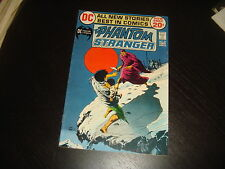 THE PHANTOM STRANGER #20  DC Comics 1972  VFN-