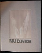 NUDARE Ron van Dongen Signed Limited First Art Flower Plant Photography Nazraeli