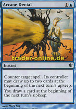 Arcane Denial (Mysteriöse Ablehnung) Commander 2013 Magic